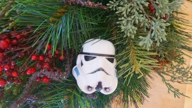 Hallmark Stormtrooper Keepsake Ornament