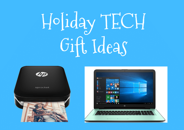 Holiday TECH Gift Ideas from HP
