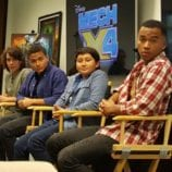 Don't Miss Disney Channel's MECH-X4: Cast and Producers Interview