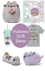 Pusheen Gift Ideas – Cute Presents Cat Lovers Will Adore!