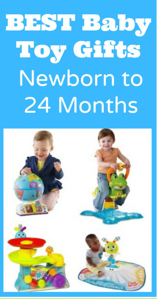 Best Baby Toy Gifts – Newborn to 24 Months