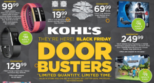 Kohl's Black Friday Deals: Complete Ad!