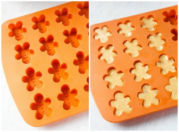 Silicone Gingerbread Mold