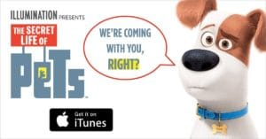 Host a The Secret Life Of Pets Viewing Party – Available on Digital HD Today!