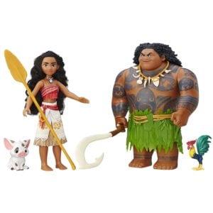 Disney Moana Figures just $30!