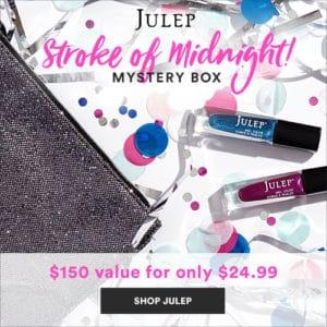 Stroke Of Midnight Mystery Box just $24.99 ($150 Value!)