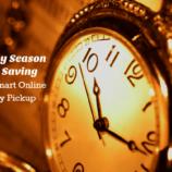 Holiday Season Time Saving – Walmart Online Grocery Pickup