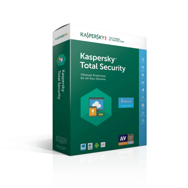 Let Kaspersky Online Security Keep Your Family Safe box