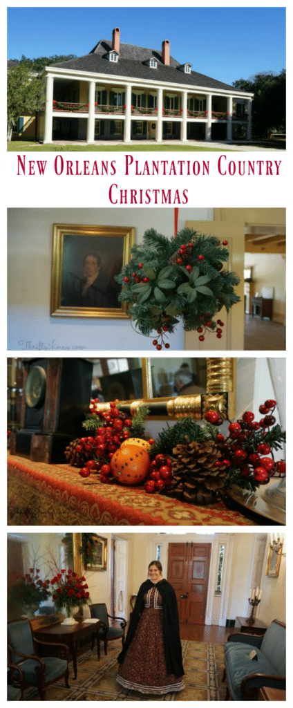 Celebrate a New Orleans Plantation Country Christmas