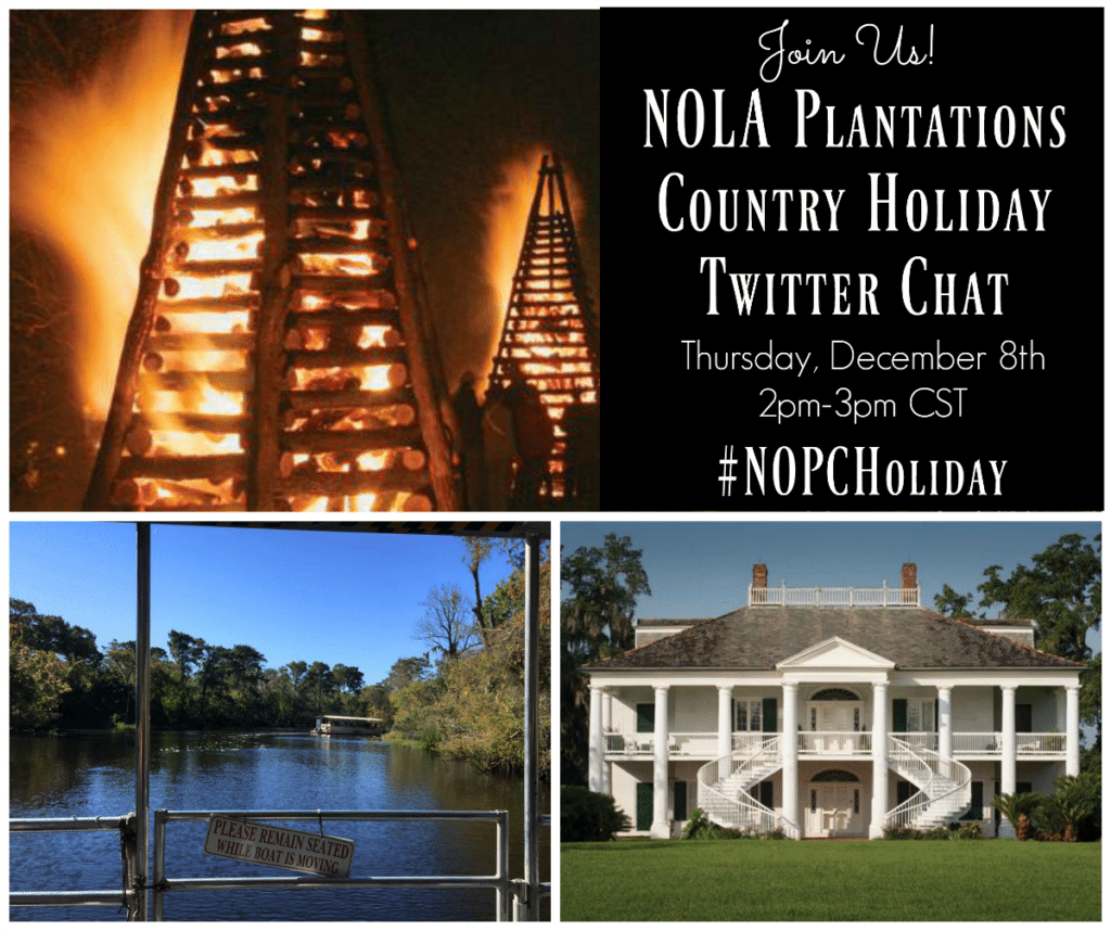 nola-plantations-country-holiday-twitter-chat
