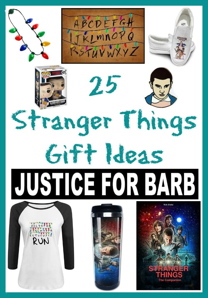 Stranger Things Gift Ideas - Best and Most Unique Gifts for Fans!