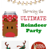Throwing The Ultimate Reindeer Party and Gift Guide