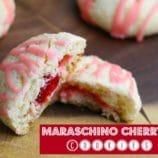 Maraschino Cherry Cookies Recipe