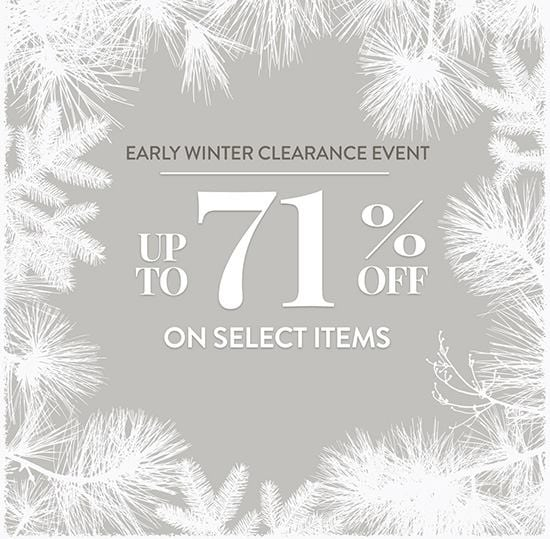 Rachel Ray 71% Off Winter Clearance Event - Live Now
