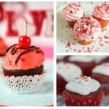 17 Pretty and Delicious Valentine Cupcake Recipes