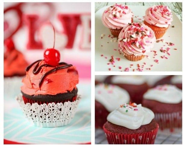 17 pretty and delicious valentine cupcake recipes - Valentine Cupcake Recipes