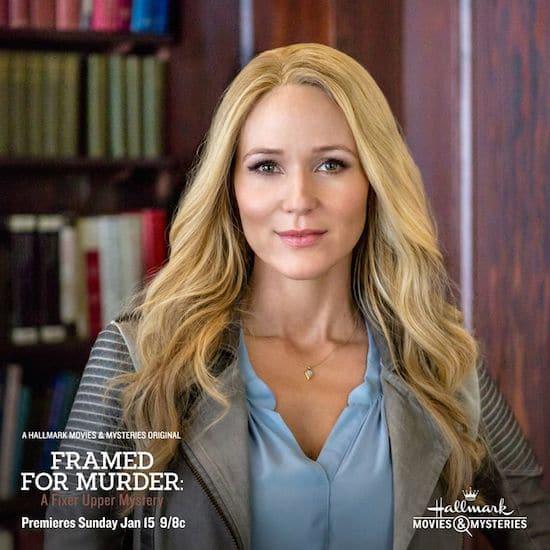 Jewel Framed for Murder