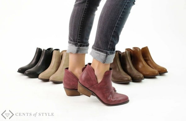 Boot Sale: $15 off + Free Shipping With Code