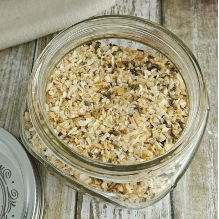 HOMEMADE Onion Soup Mix IN GLASS JAR