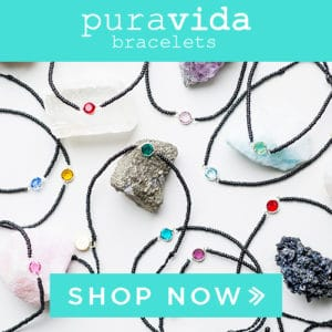 NEW Pura Vida Birthstone Bracelets + 25% Off Everything