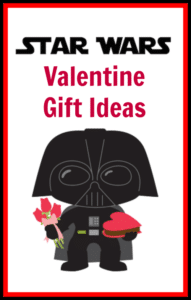 Star Wars Valentine Gift Ideas