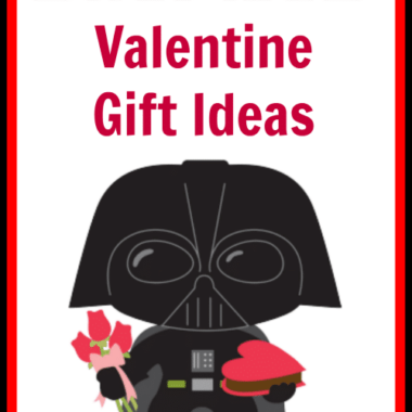 Star Wars Valentine Gift Ideas
