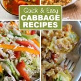 12 Quick and Easy Cabbage Recipes