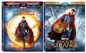 Marvel's Doctor Strange Arriving on Blu-ray Tuesday – 8 Reasons to Watch!
