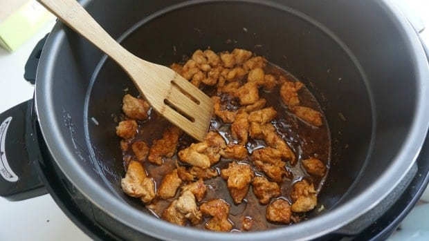 Easy chicken recipes pressure cooker