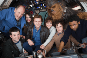 Untitled Han Solo Star Wars Story Production Begins!