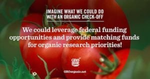 Help Support the GRO Organic Check-off Program