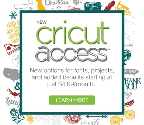Cricut Access Premium and Access Fonts Review: Two NEW Cricut Products!