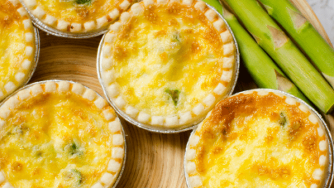 Bacon Asparagus Tarts Recipe – Perfect for Spring!
