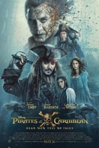 Pirates of the Caribbean: Dead Men Tell No Tales – Coming Memorial Day Weekend!