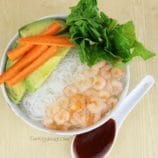 Quick and Easy Shrimp Spring Bowl Recipe