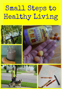 Small Steps to Healthy Living