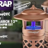 Dynatrap #MosquitoFreeQVC Twitter Party 3/12- Join Us!