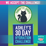 Join the Hydration Challenge + Enter Our 50 Strong Simply Better Bottles Giveaway!