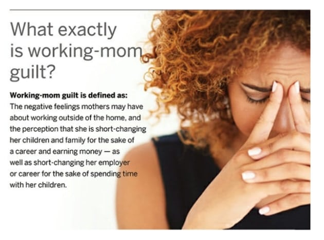 How To Get Rid Of Working Mommy Guilt 1