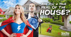 "Take the ""Are You a True Hero of the House"" Quiz"