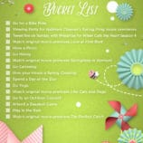 "Enter Hallmark Channel's ""Spring Fling Bucket List"" Pinterest Contest to Win $500 Now!"