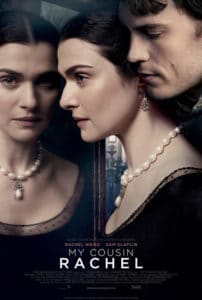 MY COUSIN RACHEL Starring Rachel Weisz and Sam Claflin – Check Out the Trailer!