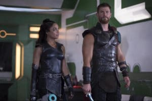 Hurray!! THOR: RAGNAROK Teaser Trailer with Cate Blanchett and Jeff Goldblum