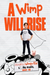 Diary of a Wimpy Kid: The Long Haul in Theaters NOW! + Reader Giveaway