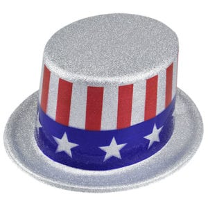 Patriotic Party Gear – Get Out the Red, White and Blue!