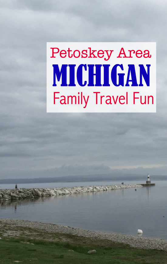 Plan some outdoor family travel fun in the Petoskey Area, on Little Traverse Bay of Lake Michigan, with biking, beaches horseback riding and more!