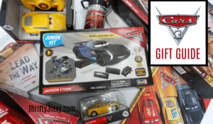 2017 Cars 3 Gift Guide – The Latest Cars 3 Products + Reader Giveaway!