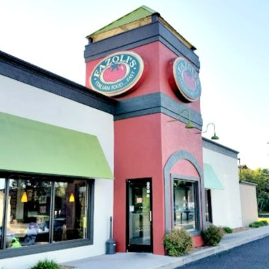 Fazoli's Is Naturally Delicious Food exterior