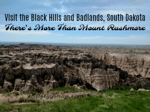 Black Hills Badlands