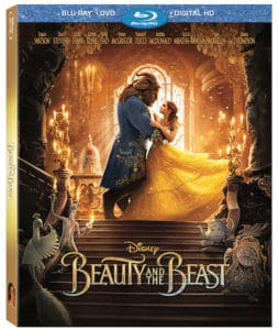 Beauty and the Beast with Bonus Features Available June 6th